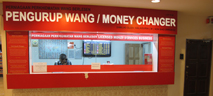 Halasuria Money Changer