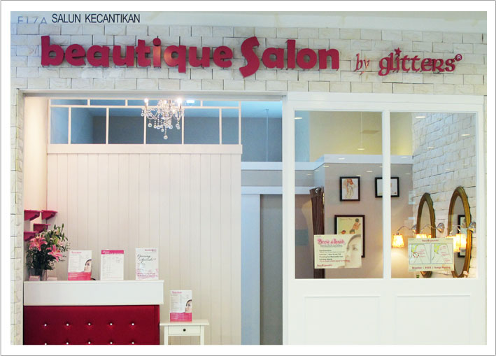 Beautique Salon by Glitters
